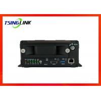 China 8 Channel Mobile NVR , 4G Network Camera DVR For Truck School Bus wholesale