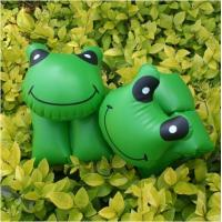 China Double Chamber PVC Inflatable Swimming Arm Rings , Animals Shape Water Wing wholesale