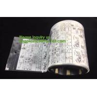 """China Pre-Open Bags 3""""x 3"""" 1.5mil Clear 4500ct Bags on a Roll,China Automatic Pre-open Bag, On-roll/Polyethylene bagplastics wholesale"""