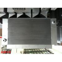 China Customized Counterflow Heat Exchanger , Cross Counter Flow Air To Air Radiator wholesale