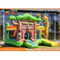 Buy cheap Multiplay Fairytale Inflatable Bounce House Bouncy Castle Bouncer For Kids from wholesalers