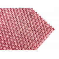 China Lobby Interior Woven Architectural Wire Mesh Made In Stainless Steel Wire wholesale