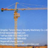 Quality Fixed Tower Crane 6 ton For construction,tower crane,crane,crane manufacturer,crane supplier for sale