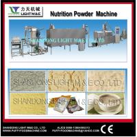 China Instant cereal soup processing line wholesale