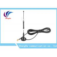 Buy cheap Magetic Base 4G LTE Antenna Terminal 50W 698-2700Mhz SMA Connector 3m Cable from wholesalers