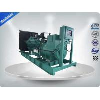 China 1005Kw Open Type  water cool Genset / Cummins Diesel Generator Set with copper bar & PMG wholesale
