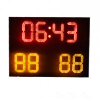 China Small Ultrathin Full Color Electronic Soccer Scoreboard With Wireless Control wholesale