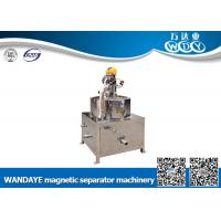 Quality 3KW φ190mm Non Ferrous Metal Wet High Intensity Magnetic Separator For Slurry wholesale