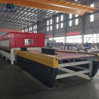 China High Production Temper Glass making machine Toughening oven Furnace For car Automotive Side Window Glass wholesale