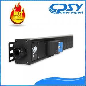 China 8 Outlets Computer Intelligent Power distribution unit PDU Rackmount Network Grade PDU Power Strip wholesale