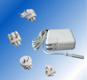 China Macbook AC 120V To 24V DC 45 Watt Laptop Power Adapter EN61000 3-3 1.875A wholesale