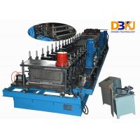 Quality High Technology Automatic Cable Tray Roll Forming Machine For Purlin wholesale