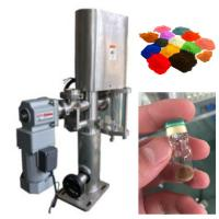 China Dry Spice Powder Filling Machines Manual Powder Filling Machine For Chemical Medical Cosmedics wholesale