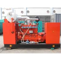 Quality 3 Phase Gas Backup Generator  Water Cooled Gas Generator 1500rpm / 1800rpm , Low Emission for sale