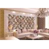 China New design glass wall decorative panels / decorative wall mirror glass title wholesale