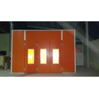 China CE High Quality Riello Burner Heating Car Painting Room/Spray Booth wholesale