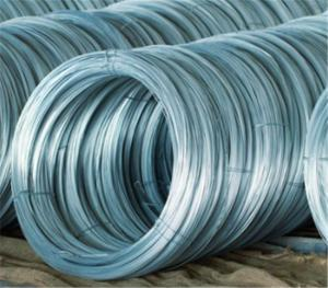 China Strong Strength Low Carbon Electro Galvanised Binding Wire wholesale