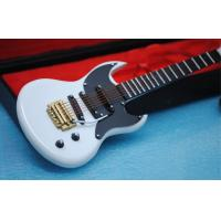 China Lifelike Injection Molded Toys / Plastic Guitar Model Toy For Action Figures Ornament wholesale