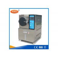 Buy cheap HAST Pressure Accelerated Aging Test Chamber 450 * 550mm Internal Dimension from wholesalers