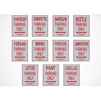 China Modern New Warning Sign Wall Hanging Paintings For Home Decor wholesale