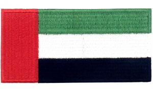China OEM Arab Country Flag Patches wholesale