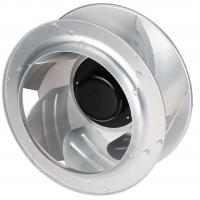 China 310 Backward Curved DC Centrifugal Fan Brushless 24V Metal 1600 16~28 VDC Operating Medical Ventilation wholesale