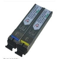 China DONGWE OLT SFP Module, 2.5G /1.25G. Wavelength 1490/1310. SC connector. wholesale
