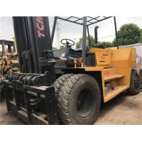 China Used JAPAN tcm  FD300 Forklift With Original Japan Condition/ High Quality FD100 Komatsu Forklift For Sale Cheap wholesale