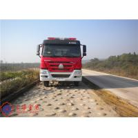 China Rotatable Structure Fire Fighting Vehicles Pump Flow 90L/S Max Power 276KW wholesale