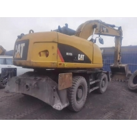 Buy cheap Used Cat Excavator CAT M317D Wheel Excavator 117t 2019 For Sale from wholesalers
