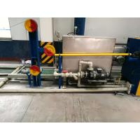 China Iron Servo Direct Connection Straight Line Wire Drawing Machine For Nails , Low Noise wholesale