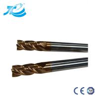 CNC Milling Tools Solid Carbide Endmills Tungsten Carbide End Milling Cutter