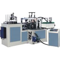 China Multi Function Paper Cup Lid Forming Machine 380v 50Hz With CE Certification wholesale