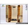 China Coated Paper Wine Box Matt Lamination Surface Beverage Packaging Boxes wholesale