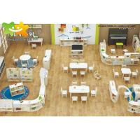 China Daycare Kindergarten School Furniture High Safety Height Adjustable Easy Install wholesale