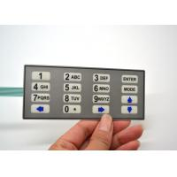 Buy cheap Metal Dome Touch Membrane Switch For Medical Equipment Long Service Life from wholesalers