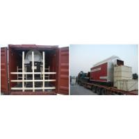 Travelling Grate Coal Solid Fuel fired 4 ton steam boiler