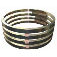 China CNC Machining Turning Milling Stainless Steel Copper based Alloy Pump  Balancing Sealing Rings wholesale