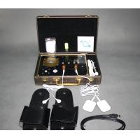 China Hot Seller quantum bio-electric body analyzer  with leg massager 34 Reports AH-Q4 wholesale