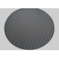 China Media Support Grids Fabricated With Wedge Wire, Slotted Johnson wire Screen wholesale