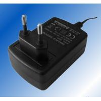 China UL CE FCC SAA Approved IEC60950-1 External 24V 18W Wall Mounted Power Adapter wholesale