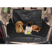 China Universal Waterproof 600D Oxford pet car seat covers for Dog / Cat on sale