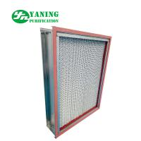Buy cheap SS304 high temperature resistance hepa filter oven equipment HEPA filter from wholesalers
