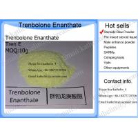 Quality Yellow Synthetic Trenbolone Enanthate Tren Enan Tren E Lean Muscle Building Steroids for sale