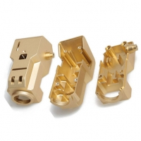 China HPB61 HPB59 SGS Electroplating CNC Brass Turned Parts wholesale