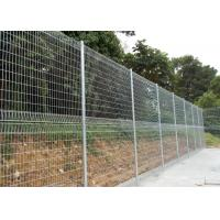 Buy cheap Hot - Dip Galvanized Roll Top BRC Mesh Fencing Welded Beautiful Structure from wholesalers