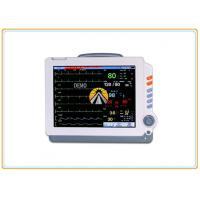 Buy cheap 800*600 Resolution Icu Patient Monitoring, LCD Screen Patient Vital Signs Monitor from wholesalers