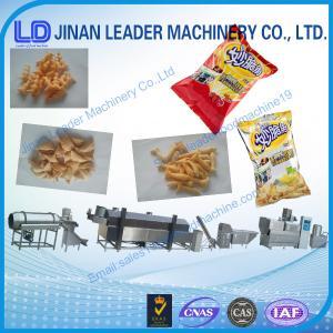 China Crispy corn snacks machine wholesale