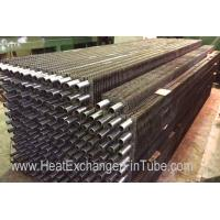 China Welded Heat Exchanger Fin Tube 10# 20# 16Mn 20G 12Cr1MoVG 'H Fin' 'HH Fin' wholesale