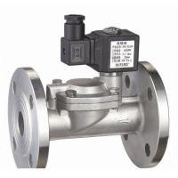 Quality Water Air Gas Fuel NO Solenoid Valve 2 Way Pilot Operated Stainless Steel wholesale